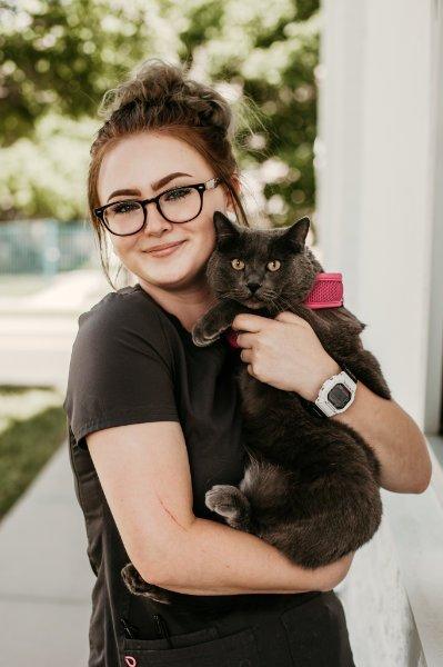 Nicole, The Animal Doctor
